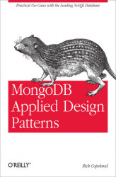 Okładka: MongoDB Applied Design Patterns