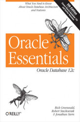Okładka: Oracle Essentials. Oracle Database 12c