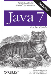 Okładka: Java 7 Pocket Guide