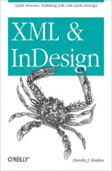 Okładka: XML and InDesign