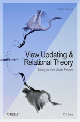 Okładka: View Updating and Relational Theory