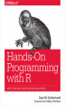 Okładka książki: Hands-On Programming with R. Write Your Own Functions and Simulations