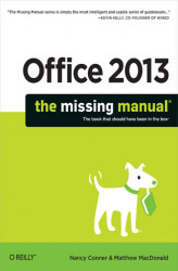 Okładka: Office 2013: The Missing Manual