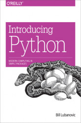 Okładka książki: Introducing Python. Modern Computing in Simple Packages