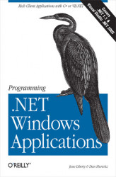 Okładka książki: Programming .NET Windows Applications