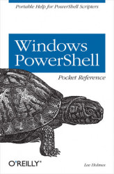 Okładka: Windows PowerShell Pocket Reference
