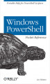 Okładka książki: Windows PowerShell Pocket Reference