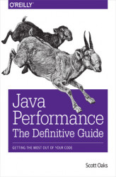 Okładka: Java Performance: The Definitive Guide