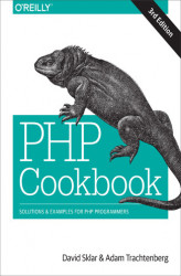 Okładka: PHP Cookbook. Solutions & Examples for PHP Programmers