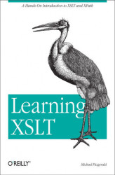 Okładka: Learning XSLT