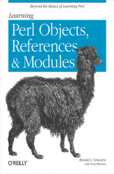 Okładka książki: Learning Perl Objects, References, and Modules