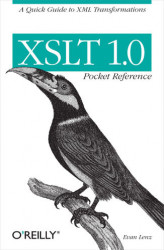Okładka: XSLT 1.0 Pocket Reference
