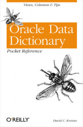 Okładka: Oracle Data Dictionary Pocket Reference