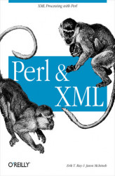 Okładka: Perl and XML