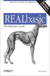 Okładka: REALBasic: TDG. The Definitive Guide, 2nd Edition