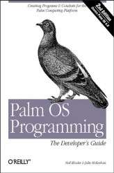 Okładka: Palm OS Programming. The Developer's Guide