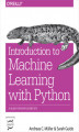 Okładka książki: Introduction to Machine Learning with Python. A Guide for Data Scientists