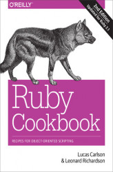 Okładka: Ruby Cookbook