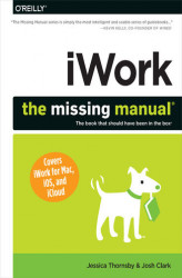 Okładka: iWork: The Missing Manual