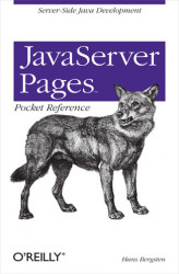 Okładka: JavaServer Pages Pocket Reference
