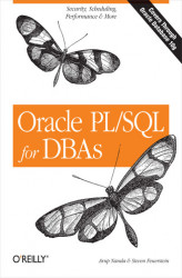 Okładka: Oracle PL/SQL for DBAs