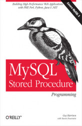Okładka: MySQL Stored Procedure Programming