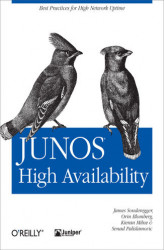 Okładka: JUNOS High Availability. Best Practices for High Network Uptime