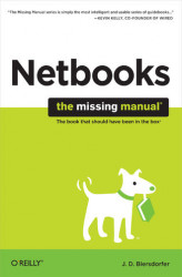Okładka: Netbooks: The Missing Manual. The Missing Manual
