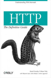 Okładka książki: HTTP: The Definitive Guide. The Definitive Guide