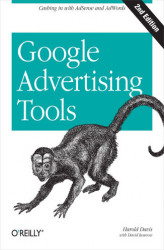 Okładka: Google Advertising Tools. Cashing in with AdSense and AdWords