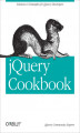 Okładka książki: jQuery Cookbook. Solutions & Examples for jQuery Developers