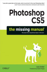 Okładka książki: Photoshop CS5: The Missing Manual