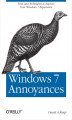 Okładka książki: Windows 7 Annoyances. Tips, Secrets, and Solutions