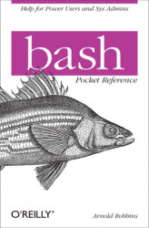 Okładka: bash Pocket Reference