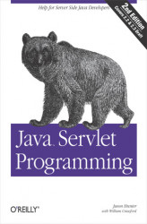 Okładka: Java Servlet Programming