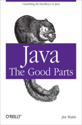 Okładka: Java: The Good Parts