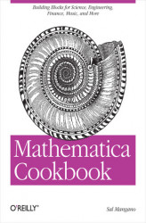 Okładka: Mathematica Cookbook