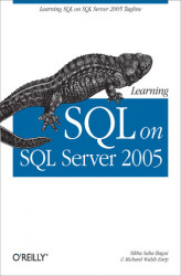 Okładka książki: Learning SQL on SQL Server 2005