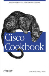 Okładka: Cisco Cookbook