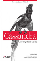 Okładka: Cassandra: The Definitive Guide