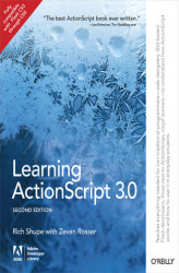 Okładka: Learning ActionScript 3.0