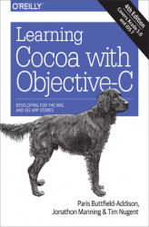 Okładka: Learning Cocoa with Objective-C. Developing for the Mac and iOS App Stores