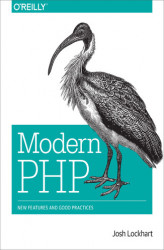 Okładka: Modern PHP. New Features and Good Practices