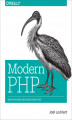 Okładka książki: Modern PHP. New Features and Good Practices