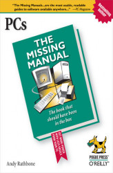 Okładka książki: PCs: The Missing Manual