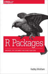 Okładka: R Packages