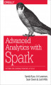 Okładka książki: Advanced Analytics with Spark. Patterns for Learning from Data at Scale