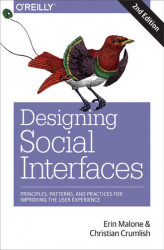 Okładka: Designing Social Interfaces. Principles, Patterns, and Practices for Improving the User Experience