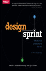 Okładka książki: Design Sprint. A Practical Guidebook for Building Great Digital Products