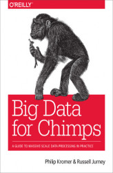 Okładka: Big Data for Chimps. A Guide to Massive-Scale Data Processing in Practice
